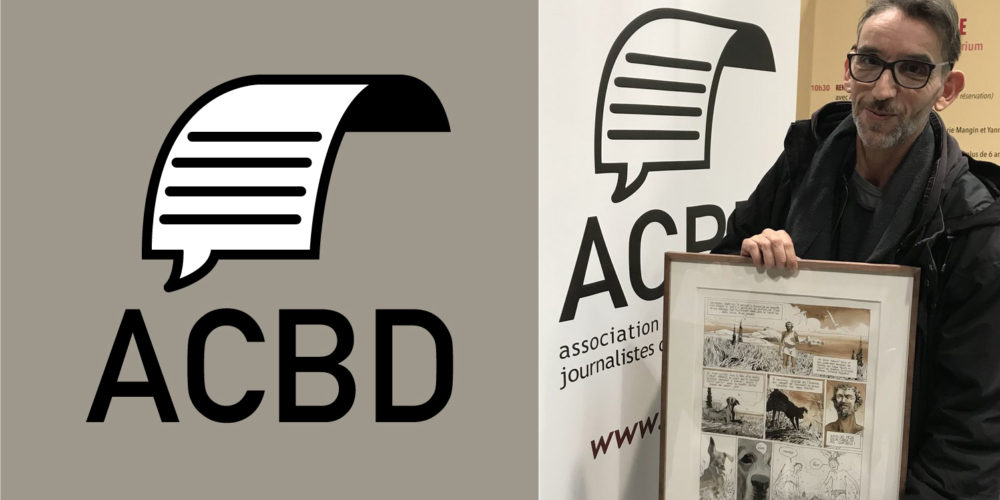 Association ACBD Identite visuelle — logotype