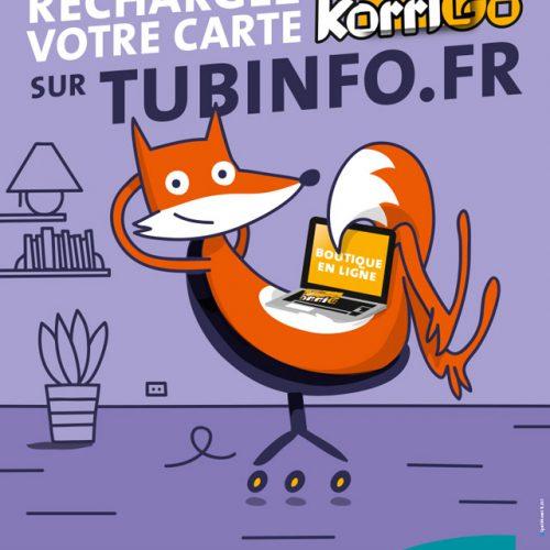 Baie d'Armor Transport Tubinfo.fr — campagne d'affichage
