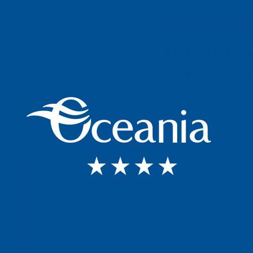 Groupe hotelier Oceania hôtel Identité visuelle