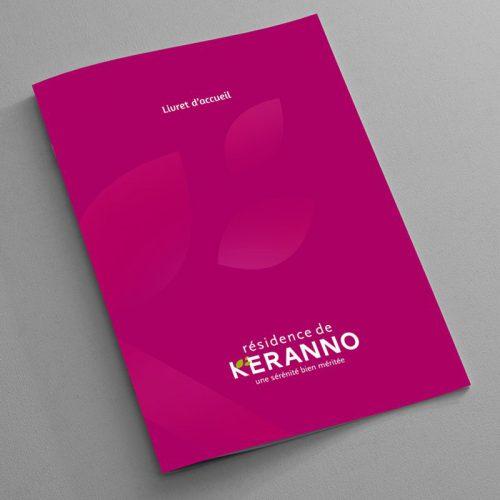 Résidence de Keranno Édition — brochure