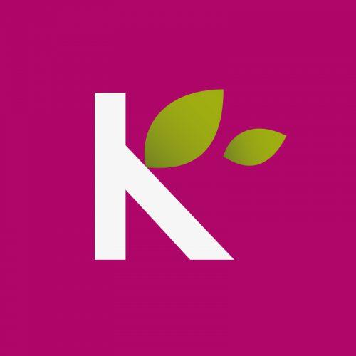 Résidence de Keranno Identité visuelle — monogramme
