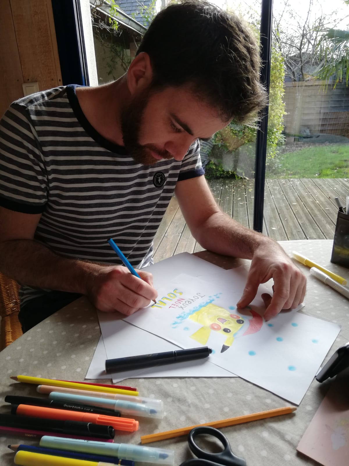 Directeur artistique - graphiste illustrateur Angers