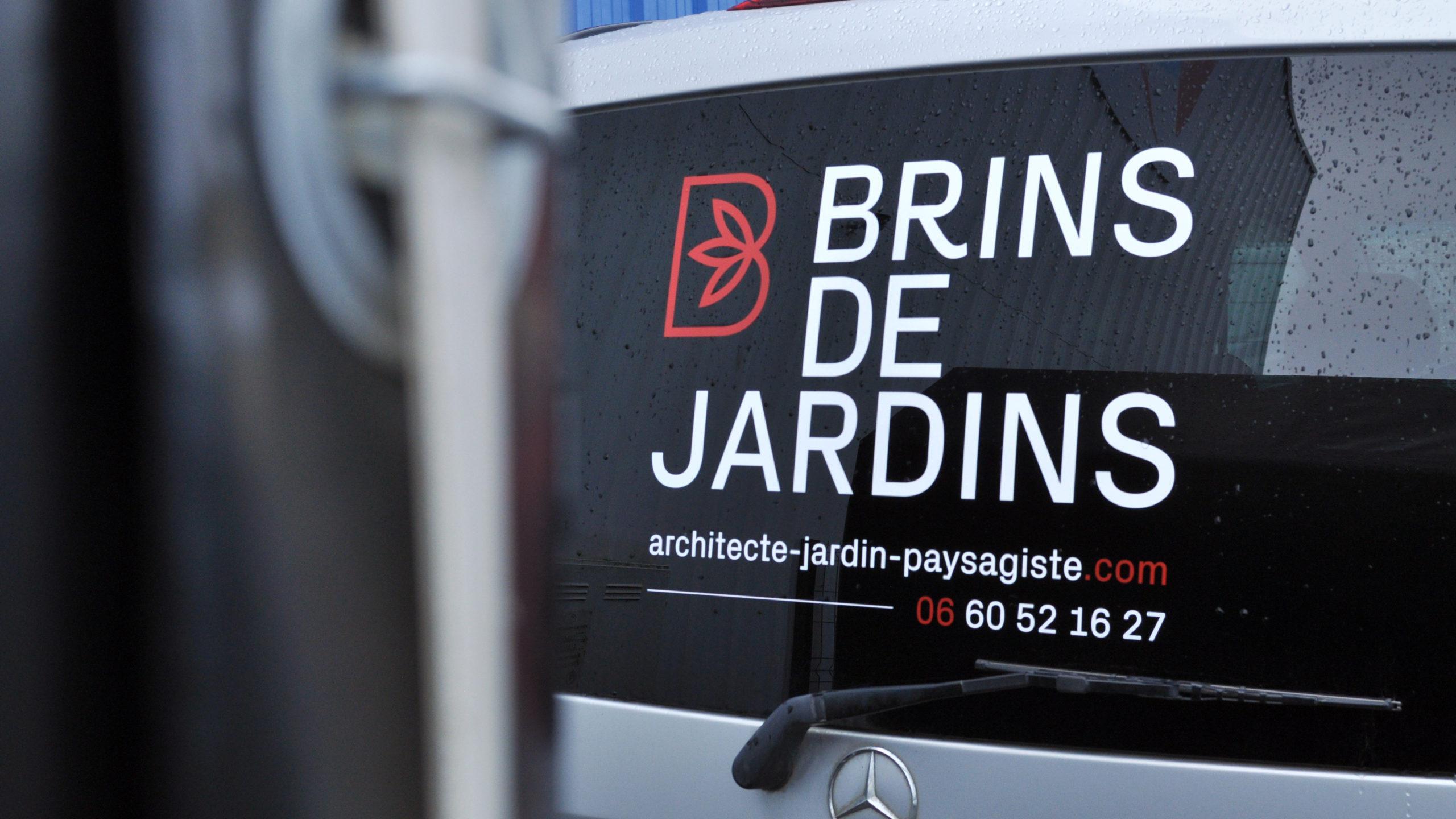 Briens Architecte Paysagiste Identite Visuelle Logotype Signaletique Vehicule Scaled