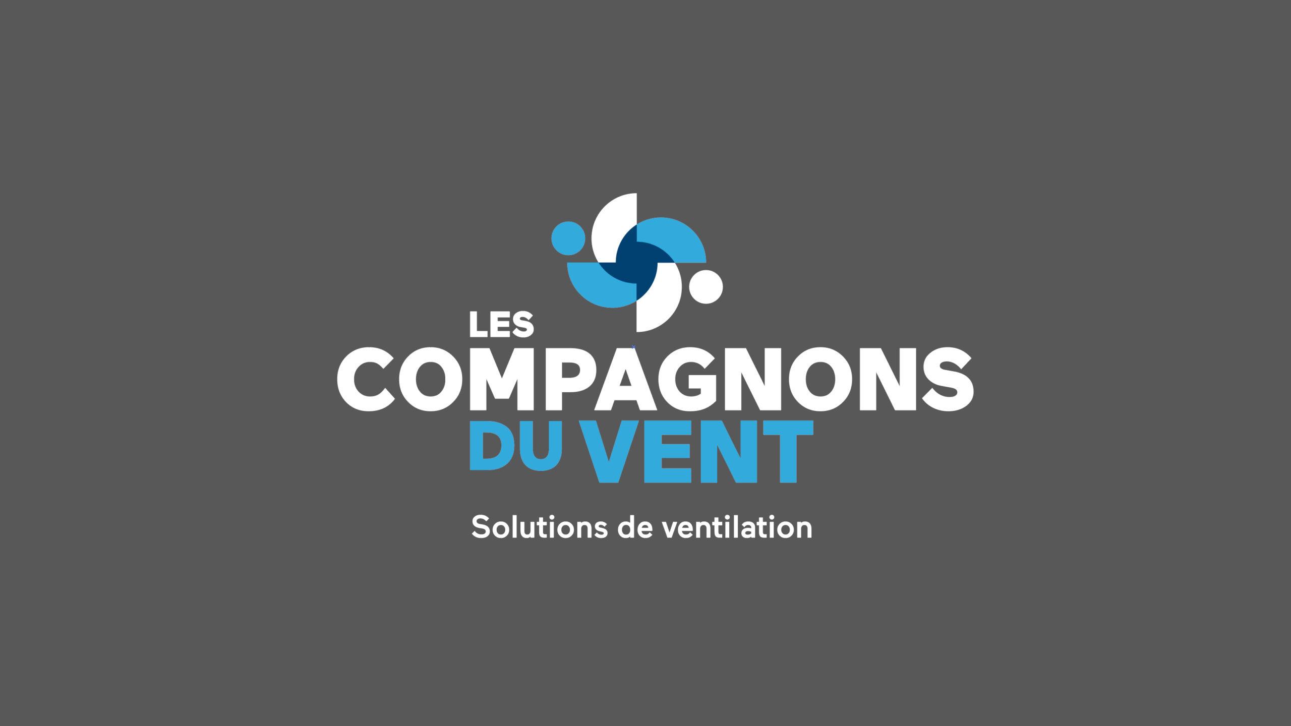 Compagnons Du Vent Identite Visuelle Logo Scaled