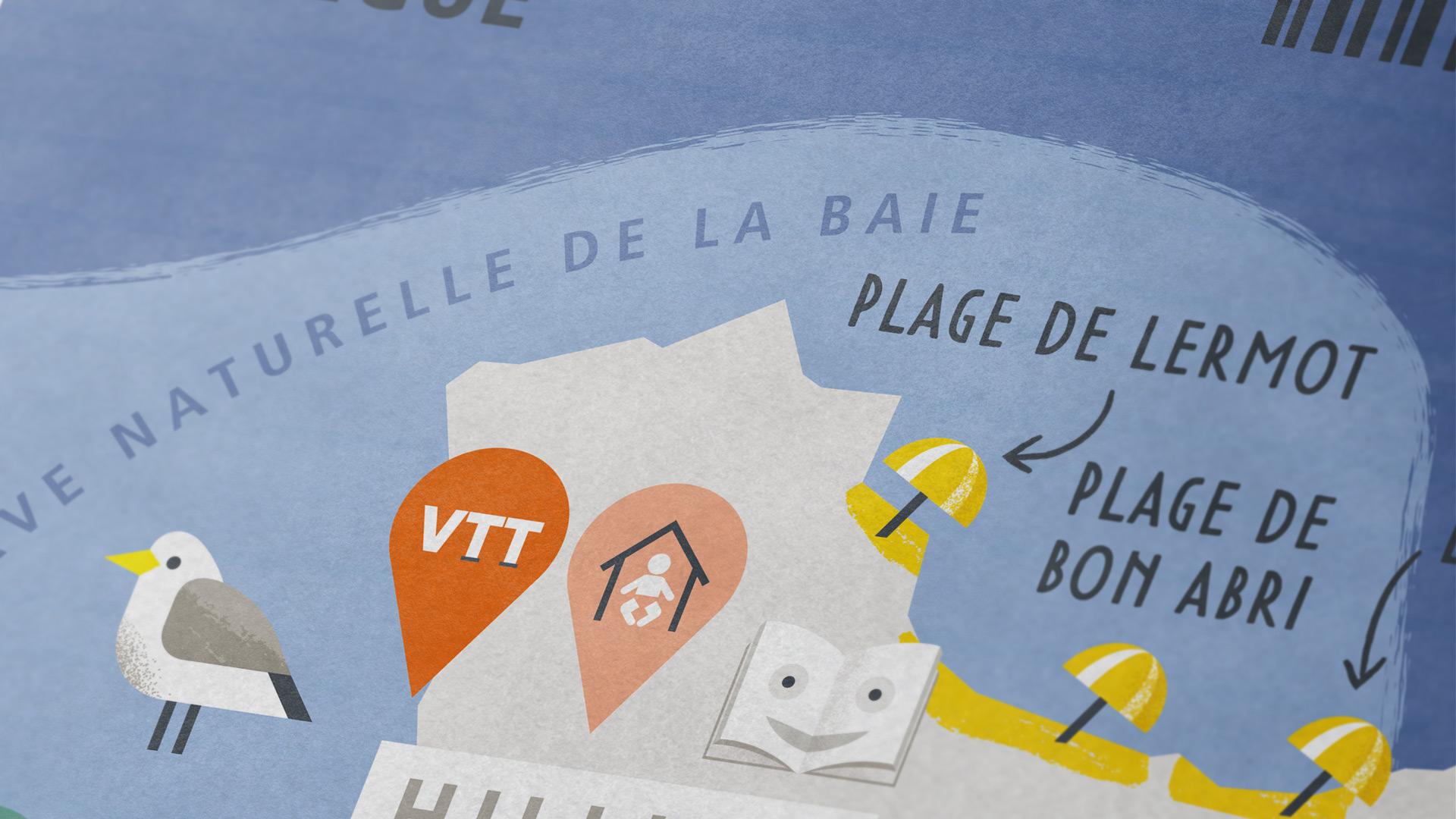 agglomeration-ville-saint-brieuc-cotes-armor-tourisme-carte-map-illustration