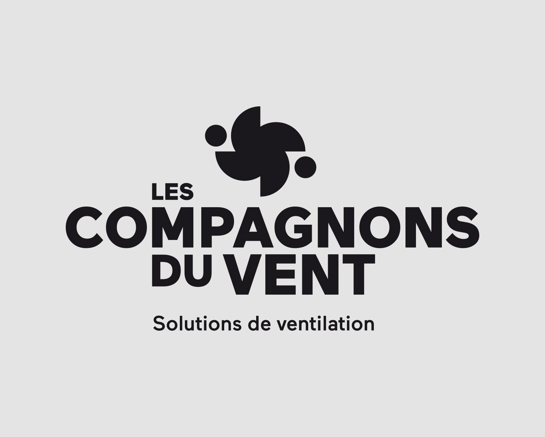 Identite Visuelle Compagnons Portefolio Logo Arnaud Chauvel Graphiste