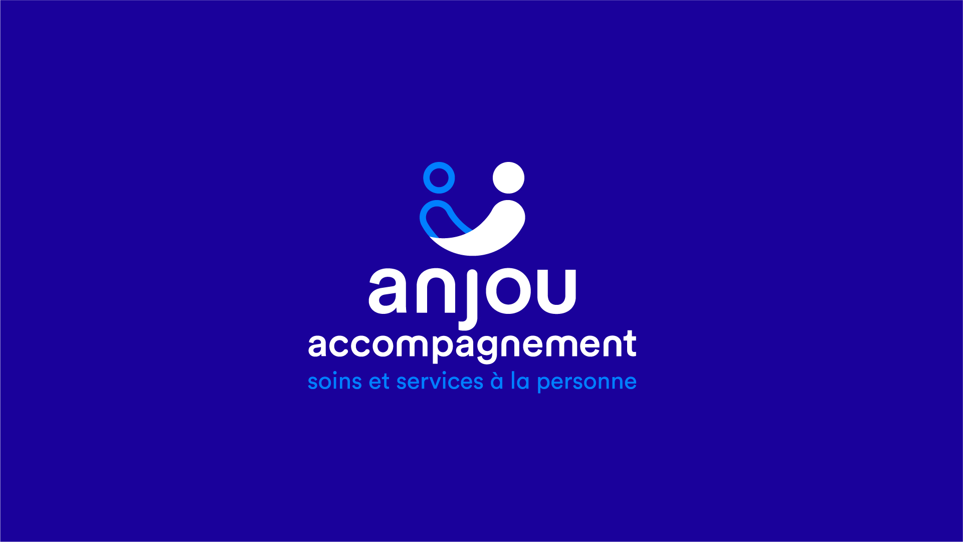 Anjou Accompagnement Association Identite Visuelle Logotype