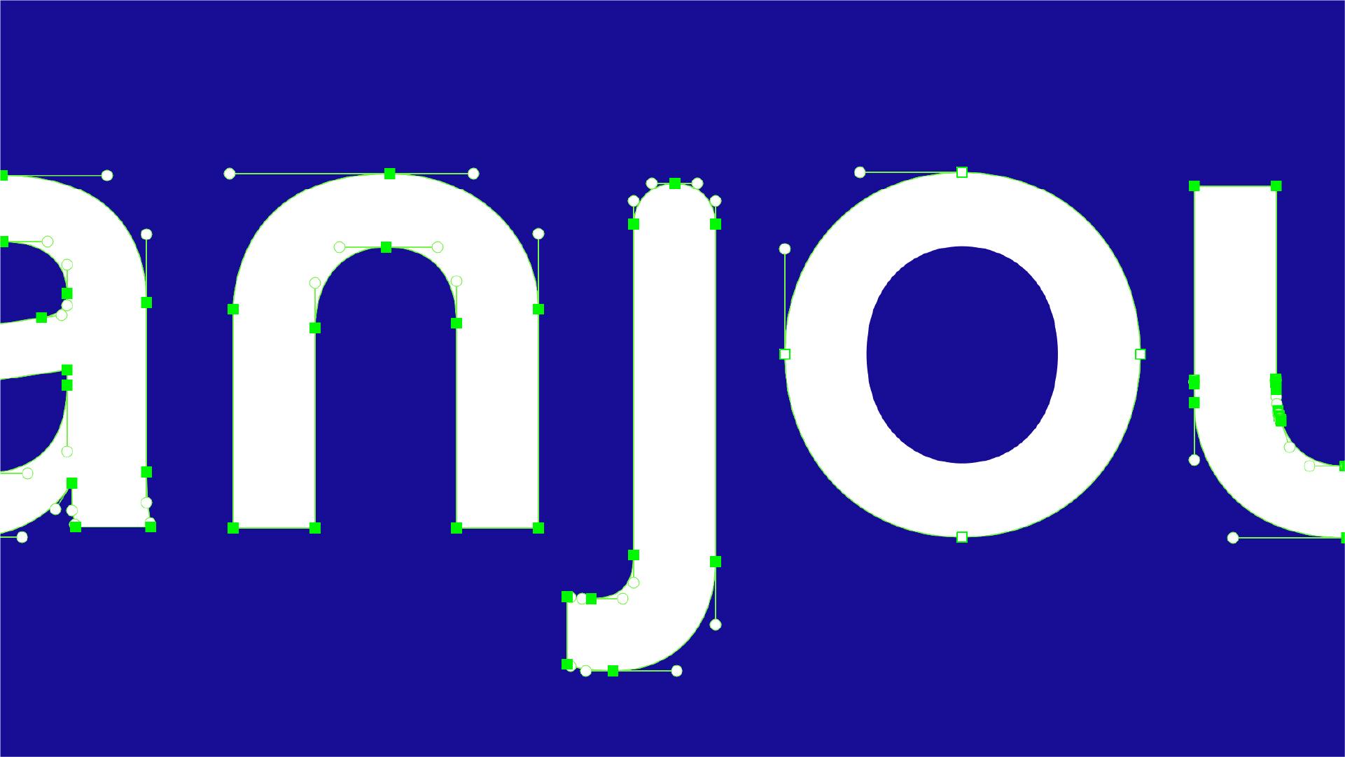 Anjou Accompagnement Association Identite Visuelle Typographie Circular Charte Graphique