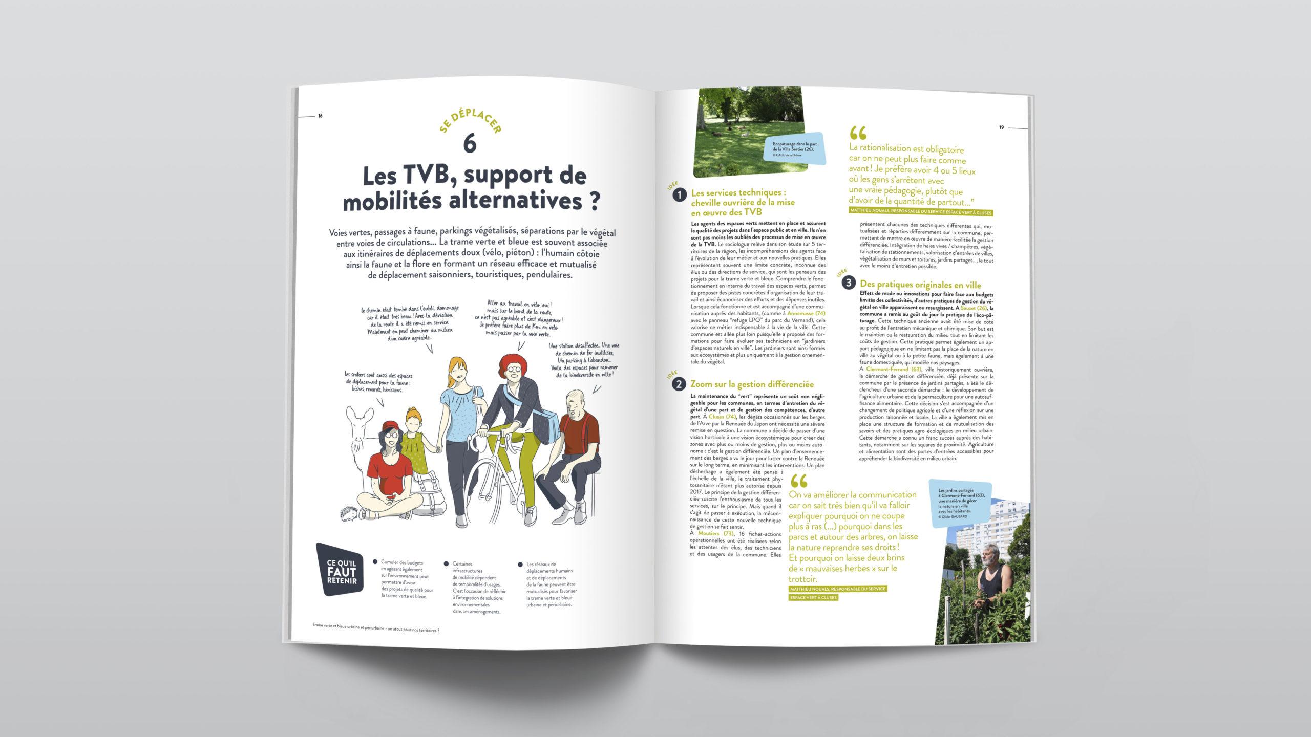 URCAUE Auvergne Rhône Alpes - Brochure - guide méthodologique